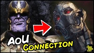 Avengers Infinity War and Age of Ultron Connection Revealed