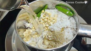 Easy Chutney Recipe  How To Make Tasty Restaurant Style Coconut Chutney
