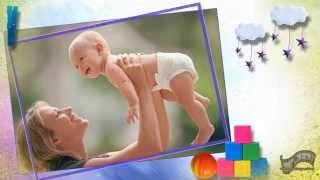 Поздравление на 1 год мальчику слайд шоу