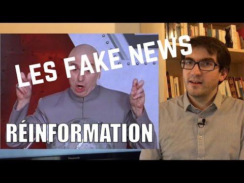 LES FAKE NEWS, C'EST DANGEREUX ? - COMPLOT, DÉSINFORMATION ET PROPAGANDE : COMMENT LES ÉVITER