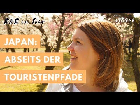 Japan: Abseits der Touristenpfade [Japan Reise 2018 - Nagoya, Takayama, Kanazawa] VLOG #8