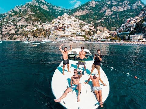 Amalfi Coast Adventure - Italy's Hidden Gem