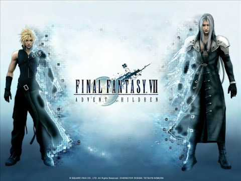 J-E-N-O-V-A - Nobuo Uematsu - Final Fantasy VII Advent Children