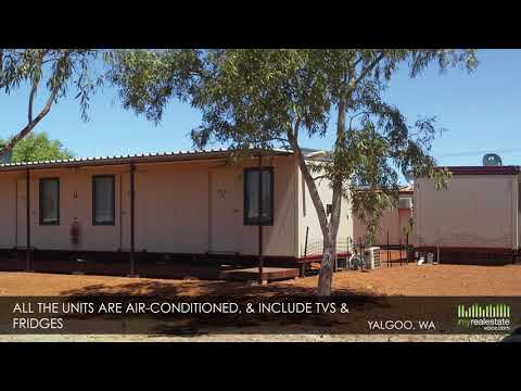 Freehold Commercial Property With Licensed Hotel And Accommodation - Yalgoo, WA
