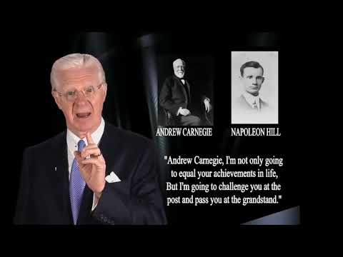 Bob Proctor on the history of Andrew Carnegie & Napoleon Hill and the importance of Mentors