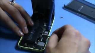 видео Замена аккумулятора на iPhone 5S