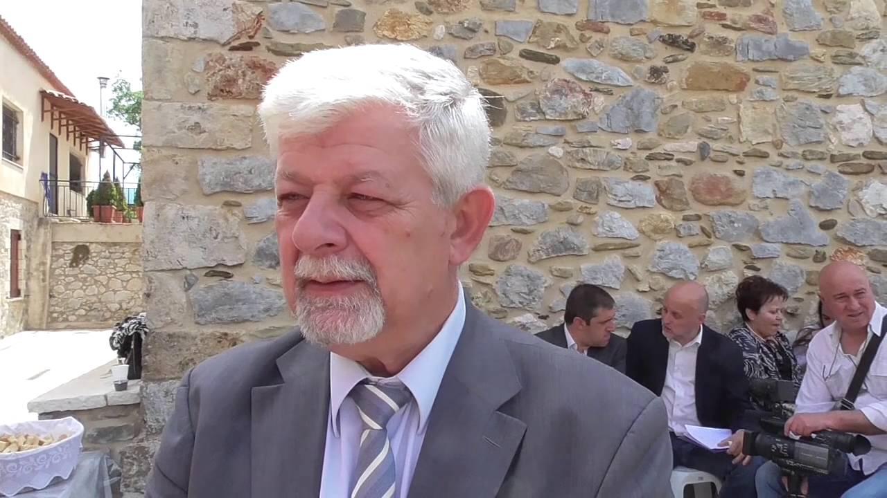 Ο Δημαρχος Τρίπολης στις Εκδηλώσεις για την 195η επέτειο της Συνέλευσης στην Ιερά Μονή Καλτεζών