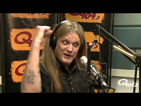 Sebastian Bach Interview with Jonathan Clarke