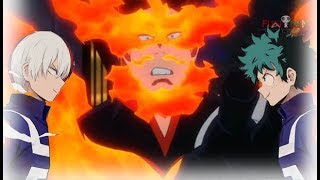 After learning about Todoroki and Midoriya's relationship, Endeavor still had his hopes for the two to separate. His ambition for his son is for Shouto to be straight ...
