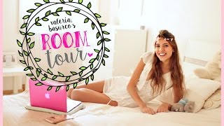 ROOM TOUR!!! | Valeria Basurco