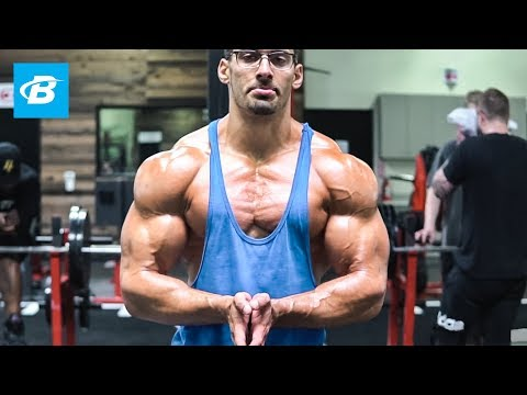 Upper Body Pump Workout | Brian DeCosta