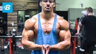 Upper Body Pump Workout | Brian DeCosta