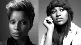 jasmine sullivan ft. mary j. blidge and swizz beatz - Holding you down remix
