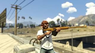GTA V Online Rockstar Editor - Serial Killer ep.1: Ballin' Monkey