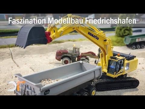 Mikromodelle auf der Faszination Modellbau Friedrichshafen 2018