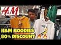 H&M HOODIE | 80% HEAVY DISCOUNT | SALE