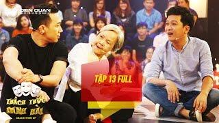 Thách thức danh hài 3 | tập 13 full hd: Trường Giang ngồi bệt giữa sân khấu tâm sự cùng thí sinh thumbnail
