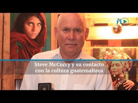Steve McCurry y su reencuentro con la cultura de Guatemala