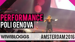 "Poli Genova Bulgaria 2016 ""If Love Was a Crime"" LIVE at Eurovision in Concert 