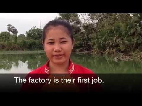 Backbone Garment Workers Strengthen Economy & Society