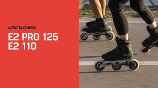 Rollerblade E2 Pro 125 Patins