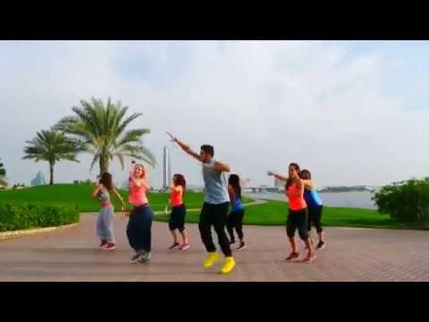 La Fiesta by Diana Haddad feat Zâd : Zumba Choreo by Majid