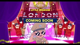 Little Singham Chala London | Exclusive Music Video | Reliance  Animation | Discovery Kids
