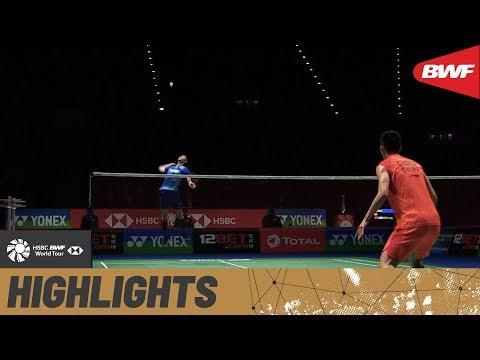 YONEX All England Open 2020 | Quartefinals MS Highlights | BWF 2020