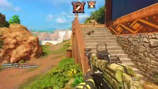 Call of Duty black ops 3Gamplay and  short story (xbox one and Ps4)