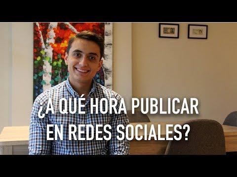 ¿A qué hora publicar en redes sociales? | Imagen 140