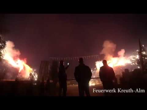 Schul- und Ausbildungsfeuerwerke 2017 - Pyrotechnikerschule - Großfeuerwerkerlehrgang