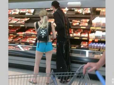 Walmart shopper sexy