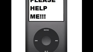 I Need Help To Restore My iPod Classic!! It