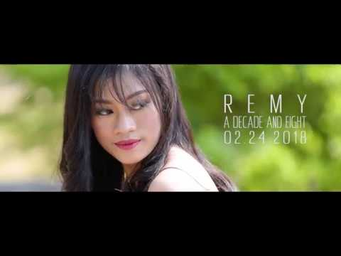 Remy @ 18 | Pre-debut Video | Intramuros