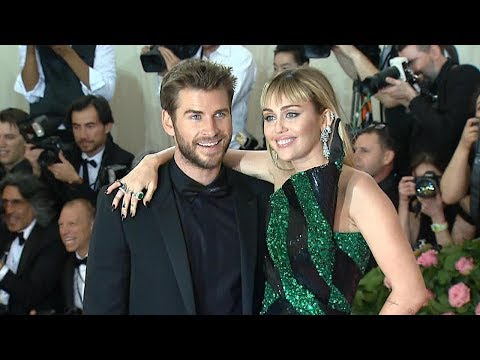 Brian Fink - Miley Cyrus & Liam Hemsworth Split After Less Than A Year Of Marriage