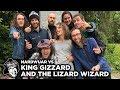Capture de la vidéo Nardwuar Vs. King Gizzard & The Lizard Wizard