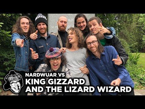 Nardwuar vs. King Gizzard & The Lizard Wizard
