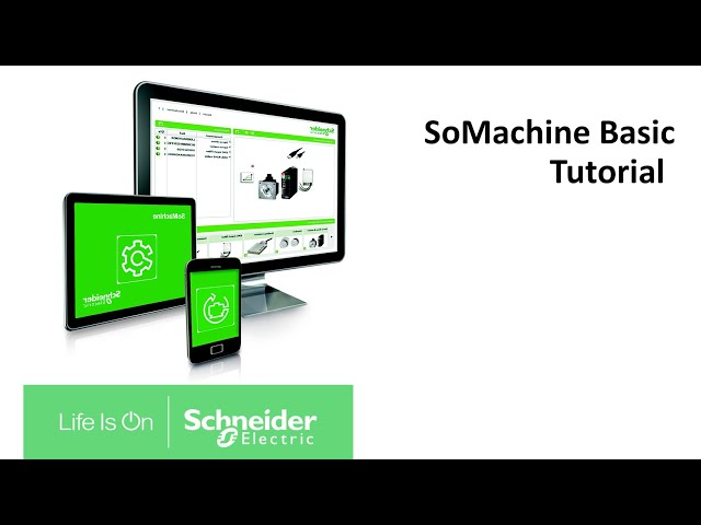 Tutorial SoMachine Basic – Graphical Grafcet Programming
