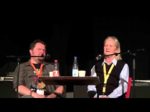 Grayskull Con 2014: Panel mit Heikedine Körting, Horst Naumann & Henry König u.a.