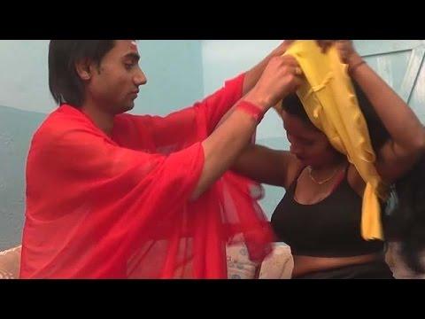 ढोंगी बाबा ने पूरा खोलकर डाल दिया  !! Dehati India New Comedy Funny Video Whatsapp Funny thumbnail