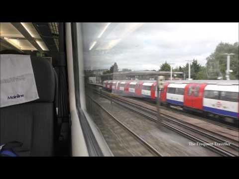Full Journey! London Marylebone - Birmingham Snow Hill - Chiltern Railways Class 68