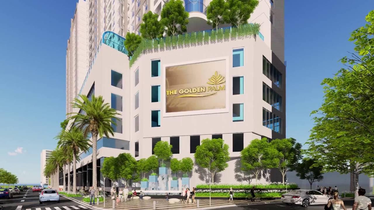 The Golden Palm – Ốc đảo xanh giữa lòng Hà Nội. LH: 0977177155
