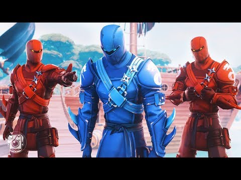 HYBRID TURNS GOOD?! *NEW SEASON 8* (A Fortnite Short Film)
