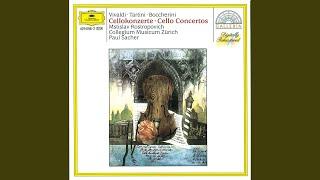 Play Cello Concerto in C Major, RV 398 II. Largo