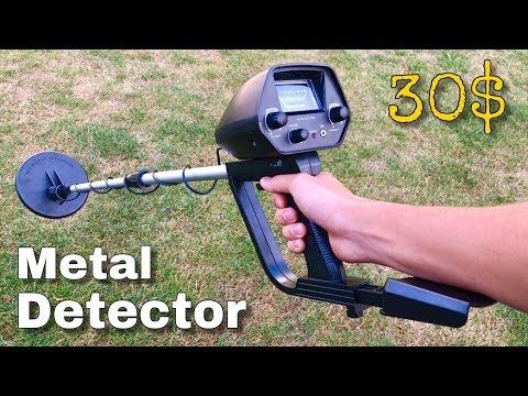 Best Metal Detector under 30$ - The Cheapest Metal Detector