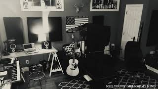 Neil Young - Mellow My Mind Cover