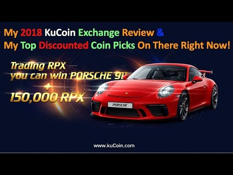 New 2018 KuCoin Exchange Review and Discounted Coins on There Right Now!