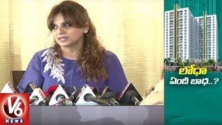 Lodha Builders Fraud : Community Customers In Concern | Hyderabad | V6 News