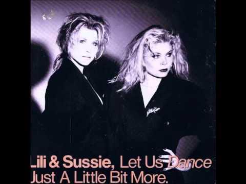Lili sussie let us dance just a little bit just a little bit more