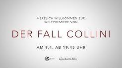 DER FALL COLLINI - Livestream Weltpremiere